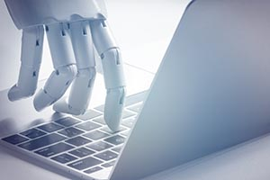 Chat bot, artificial intelligence, robo advisor, robotic conc